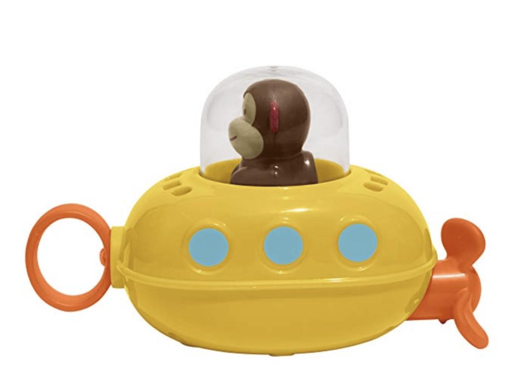 Pull + Go Monkey Submarine