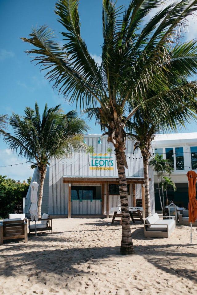 Leon's Anguilla