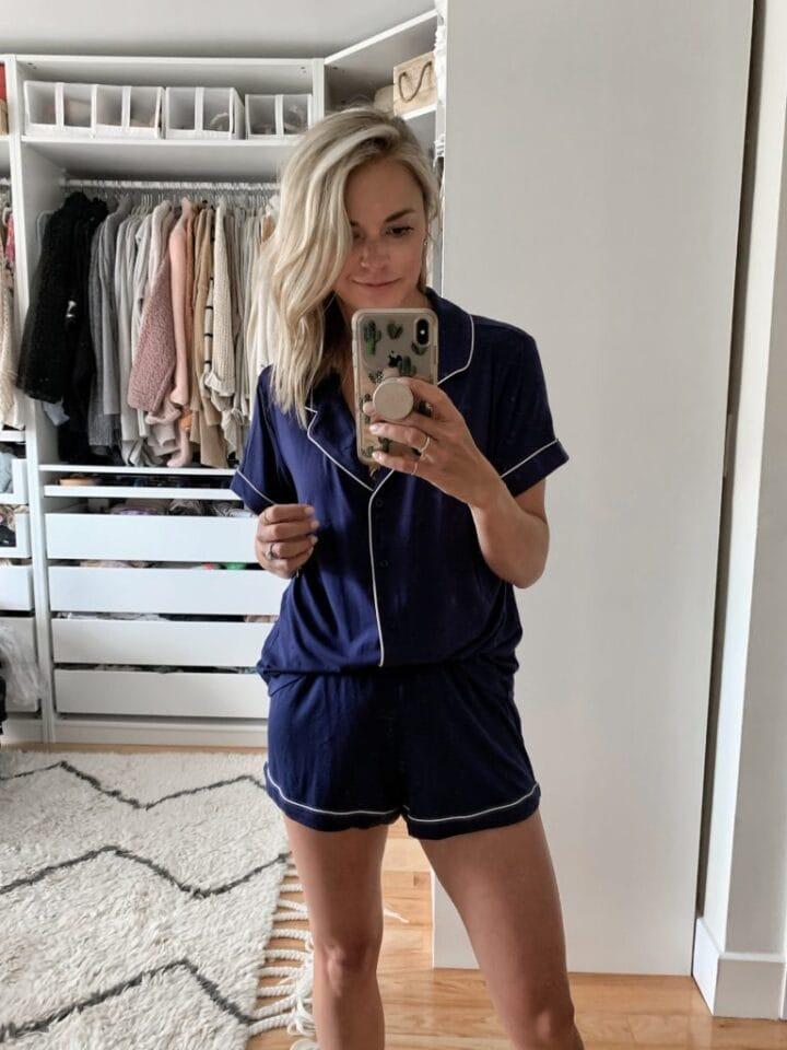 Moonlight Pajama Set
