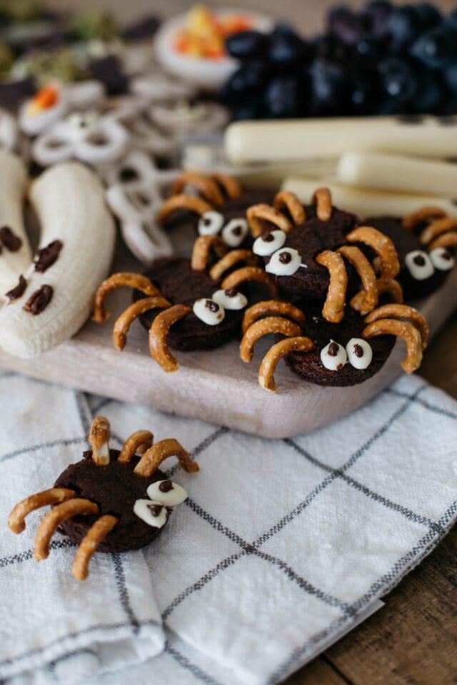 brownie spiders