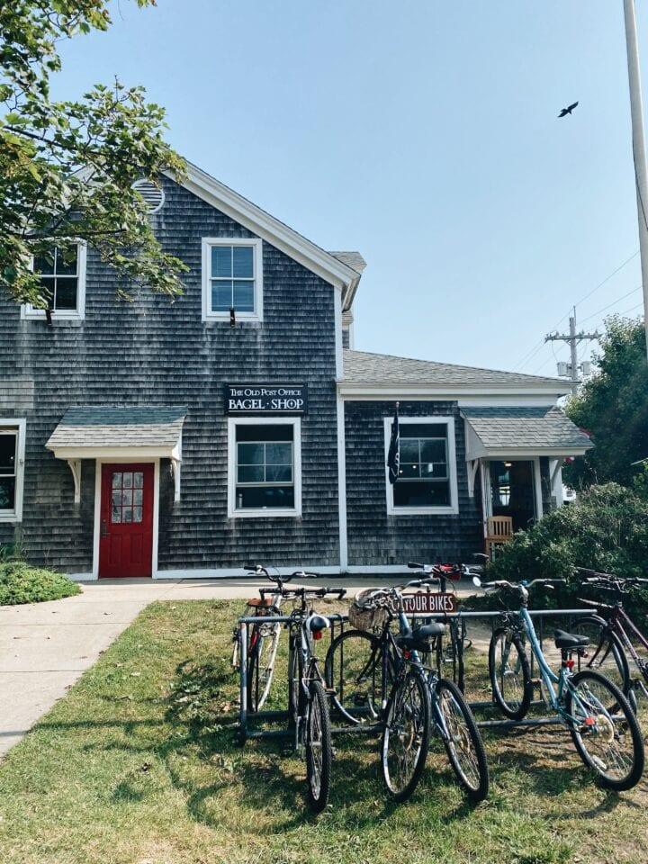 Old Post Office Bagel Shop
